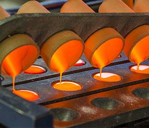 TCS per un'azienda siderurgica italiana