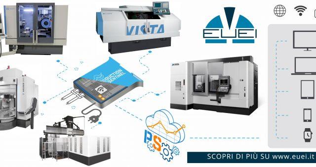 Euei e Flytech Macchine Utensili: la digital transformation nel settore delle macchine utensili.
